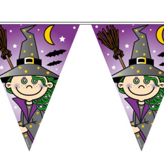 baner čarodějnice, čarodějnice, girlanda čarodějnice, banery čarodějnice, vlaječky čarodějnice
