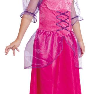 princezna, šaty princezna, kostým princezna, převlek, maska princezna