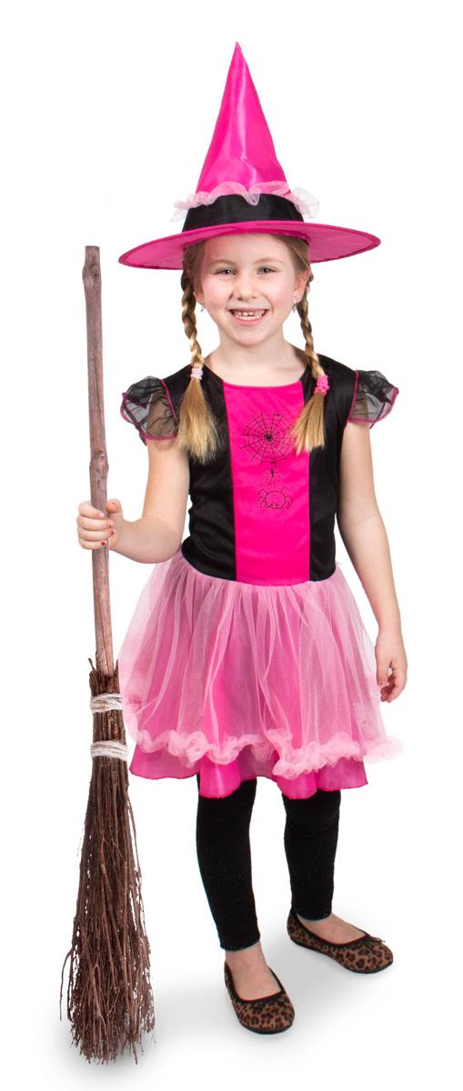 209522cbd Čarodějnice, vel. M, 6-8 let | Dětské kostýmy | FunnyWorld.cz