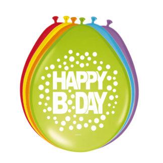 balónky happy birthday, balónek happy birthday, balon happy birthday, nafukovací balonky, nafukovací balon
